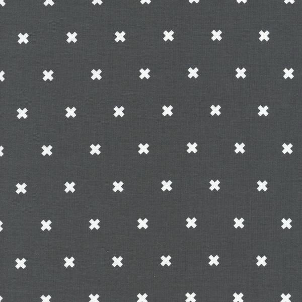 XOXO, No. 2 Pencil, Cotton and Steel Basics