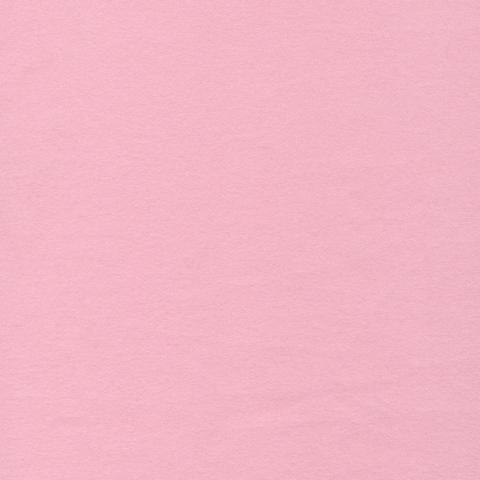 Flannel Solid, Pink Lady, Organic Cotton