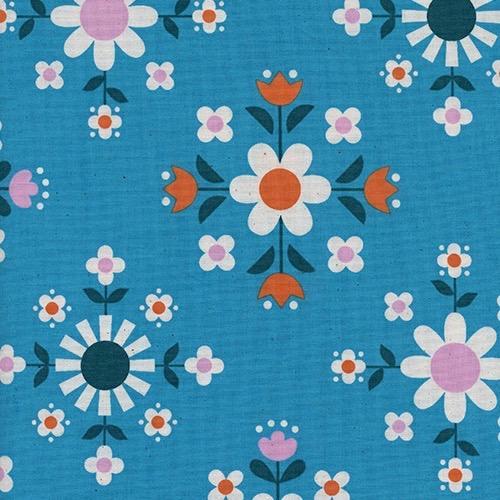 Florametry, Bright Blue, Welsummer