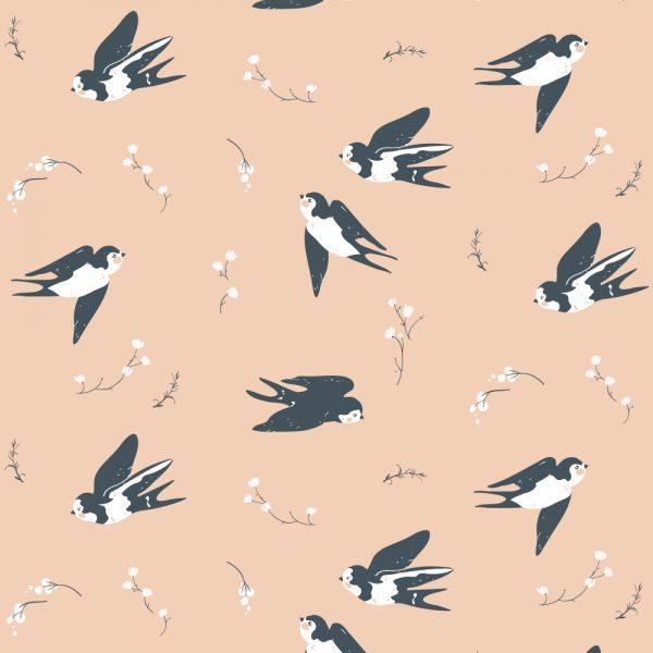 Happy Swallow, Little