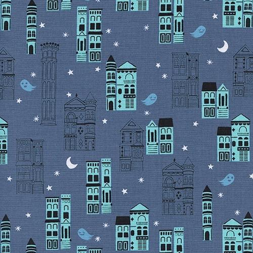 Haunted City, Blue, Eclipse