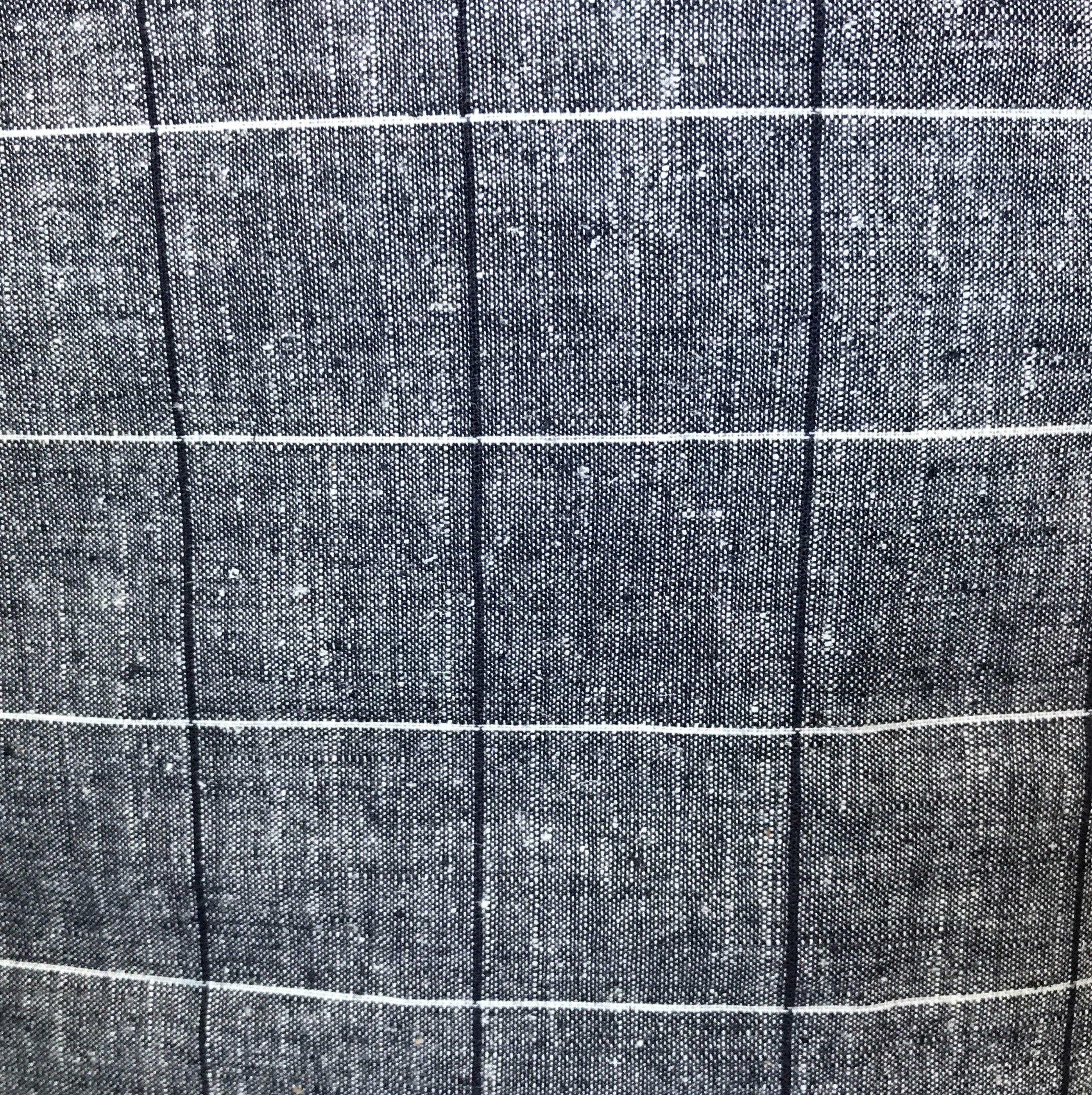 Yarn Dyed Plaid Hemp/Organic Cotton Blend, HECT01, Check