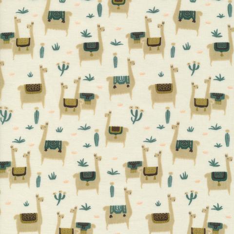 Llama Llife, Ivory, Faraway Places