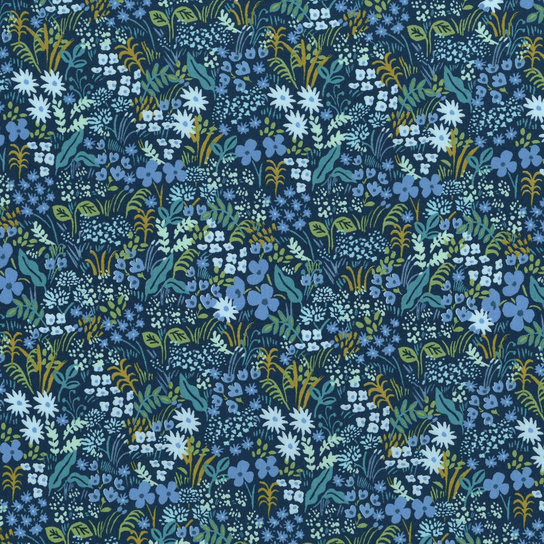 Meadow, Blue, English Garden