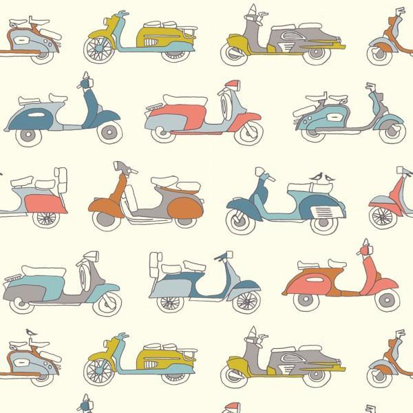 Mopeds, Multi, Transpacific