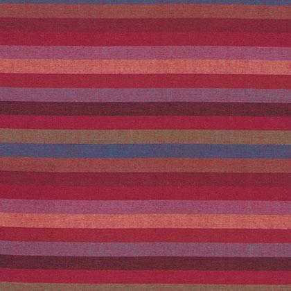 Narrow Stripe Red, Kaffe Fassett Wovens