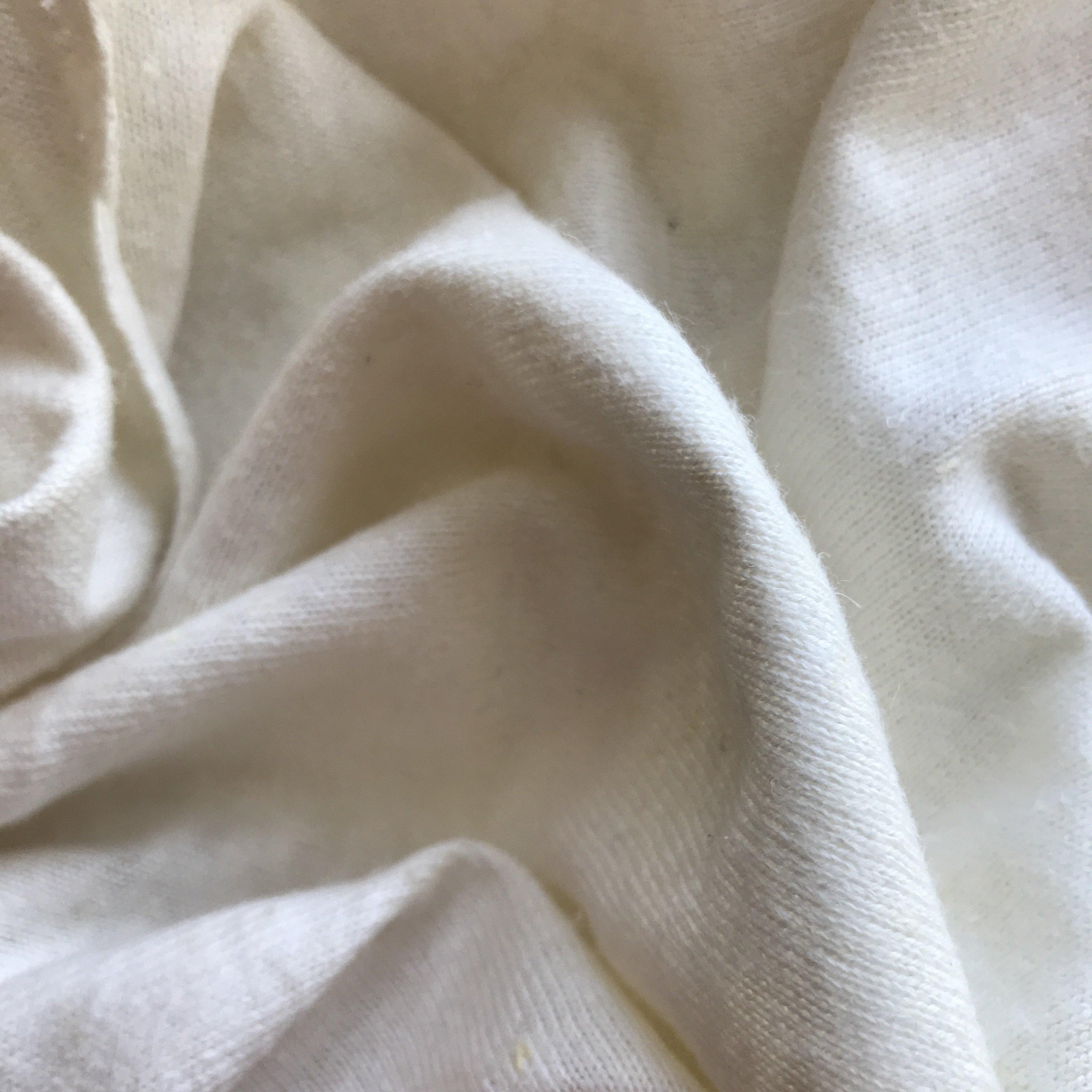 Natural Hemp/Organic Cotton Jersey, HEOC03NAT