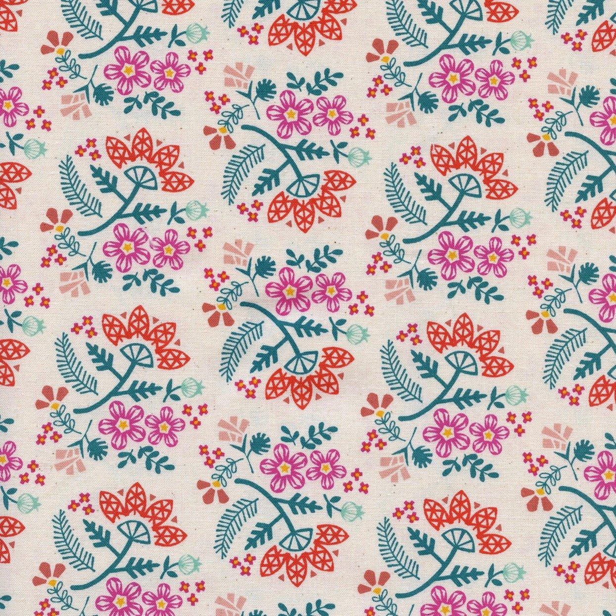 Paper Bouquet, Tangerine, Paper Cuts