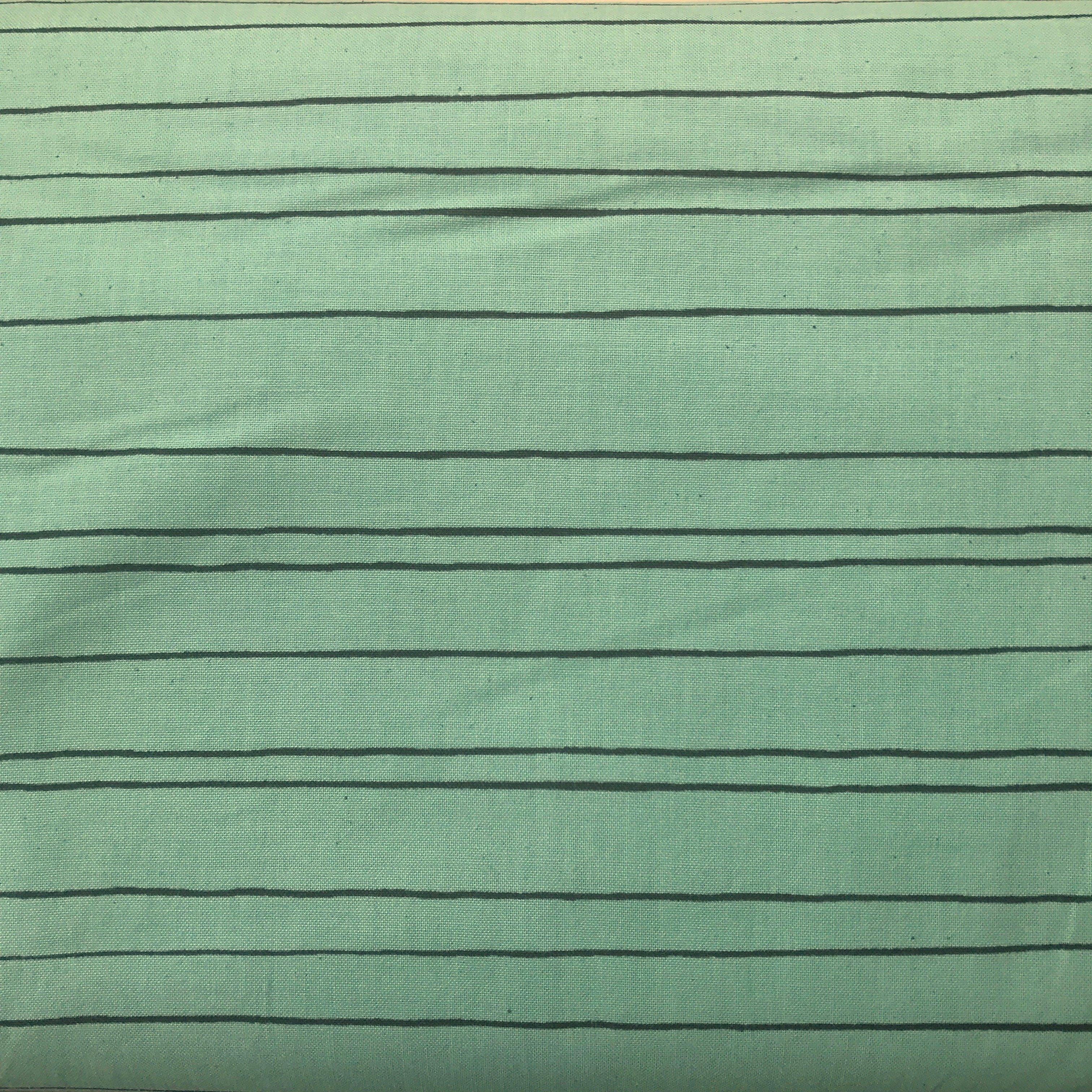 Pencil Stripes, Mint, Cozy