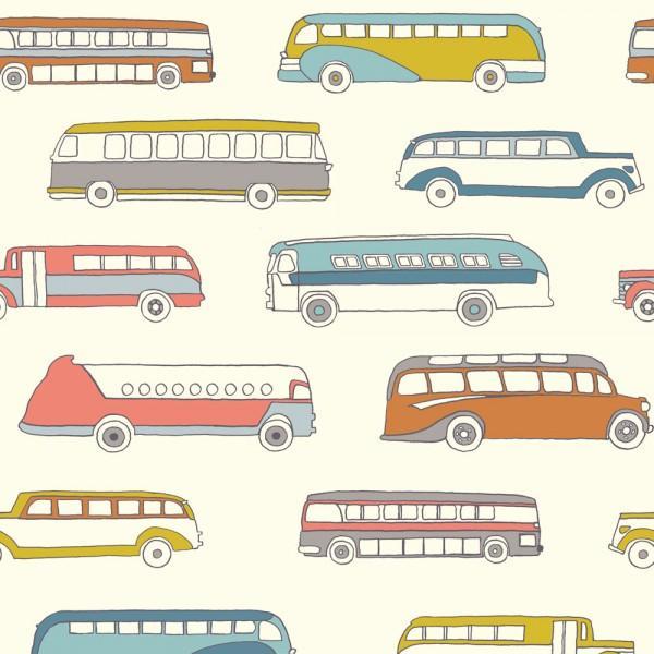 Retro Bus, Transpacific