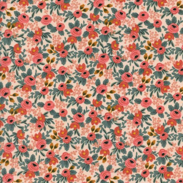 Rosa, Peach, Les Fleurs