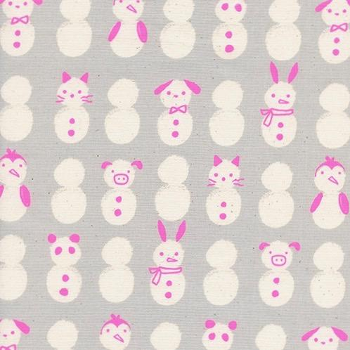 Snow Babies, Neon, Noel