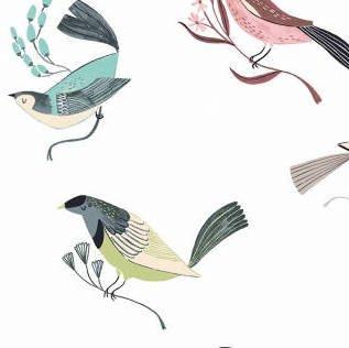 Birds, Multi, Perch