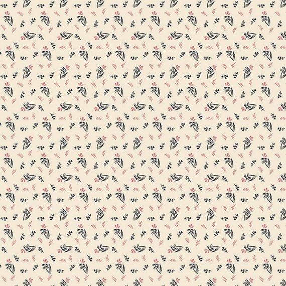 Wild Flower, Prairie Shirtings