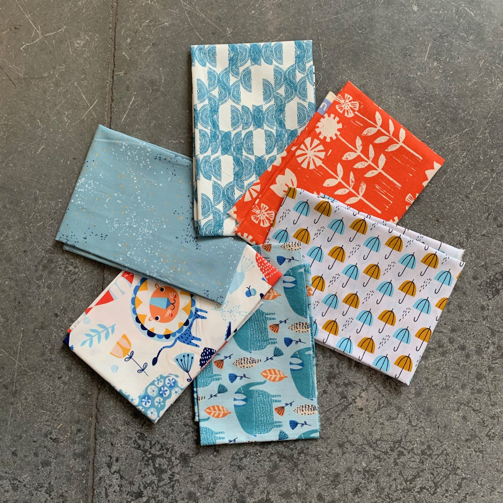 Imagination Land Fat Quarter Bundle