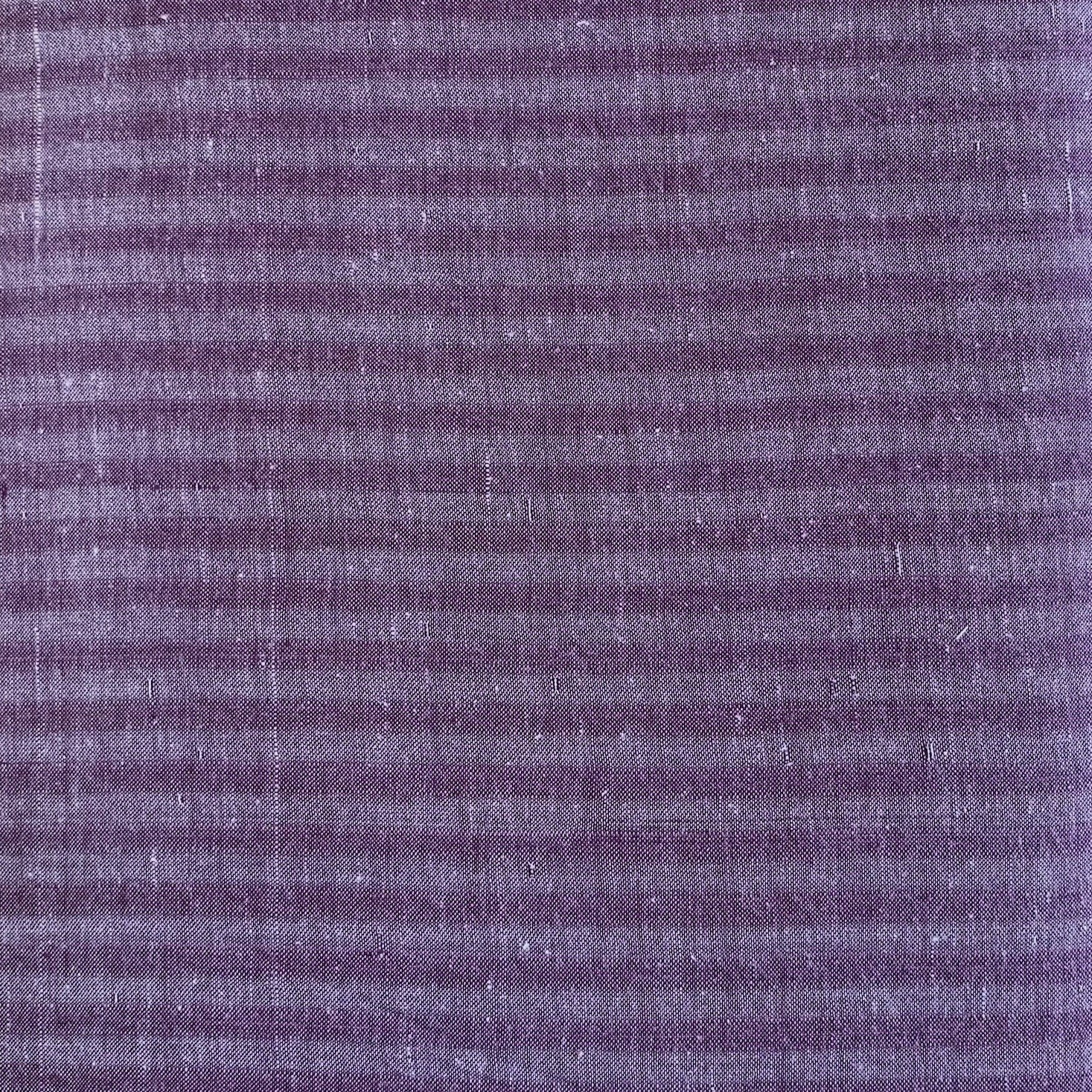 Purple Subtle Stripe, Fair Trade