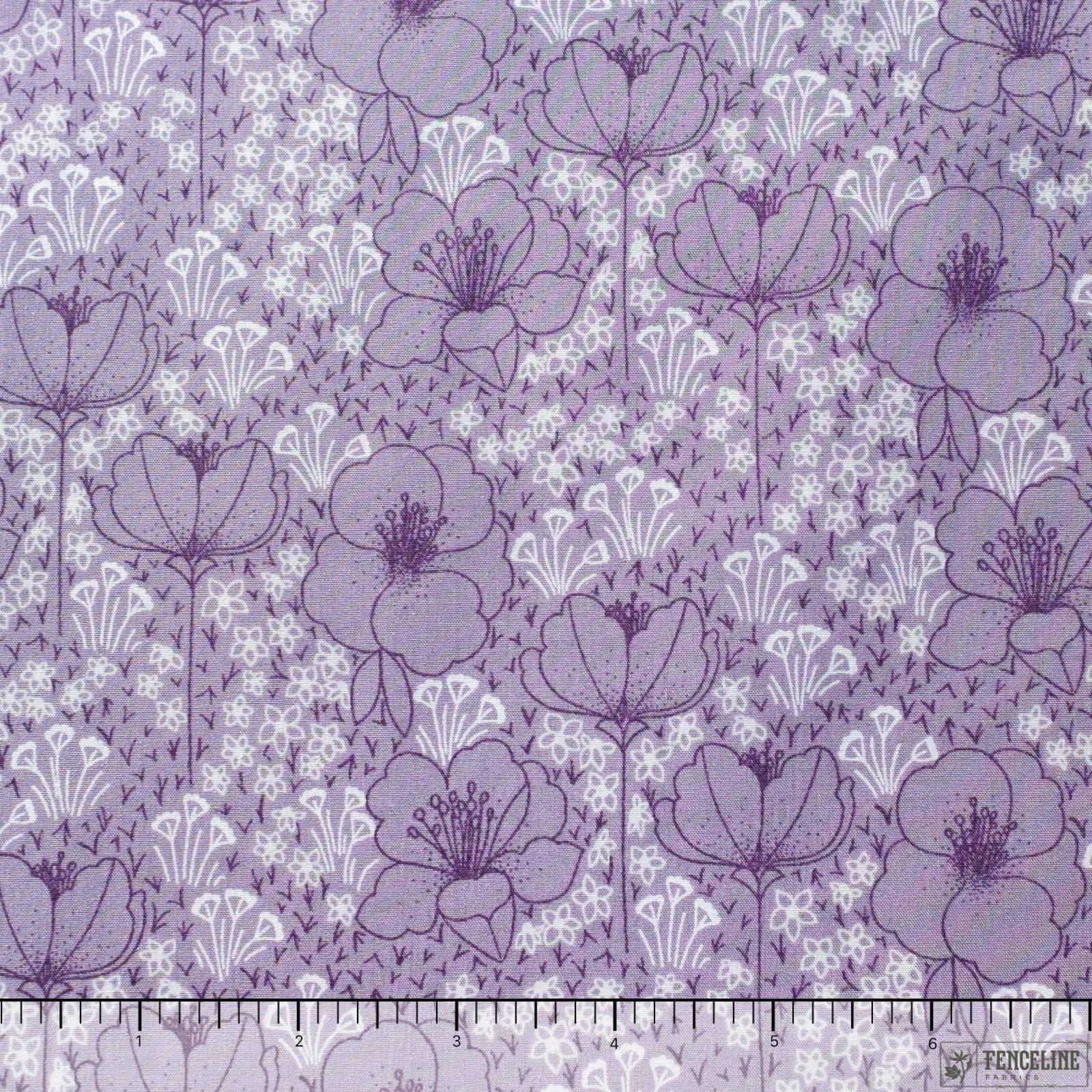 Dusty Lilac, Meghan, Emilia (Rayon)