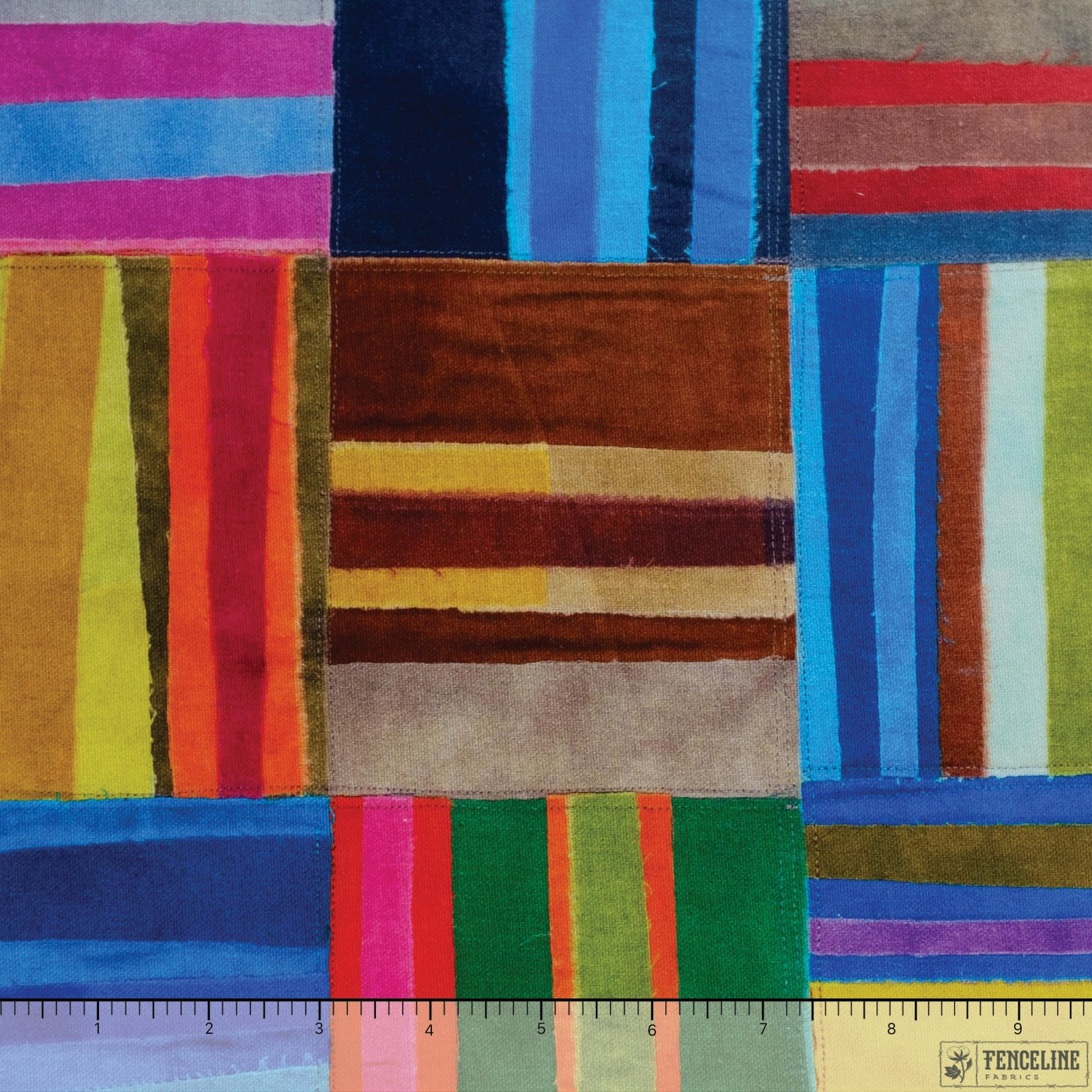 Multi Field Guide To Palette, Curiosity, Canvas