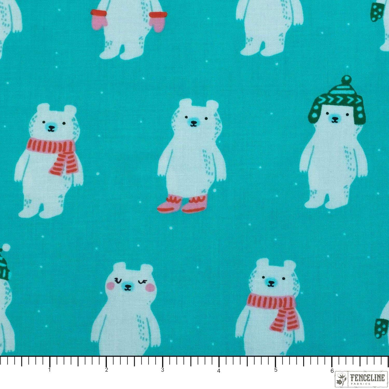 Snow Bears, Icebox, Flurry
