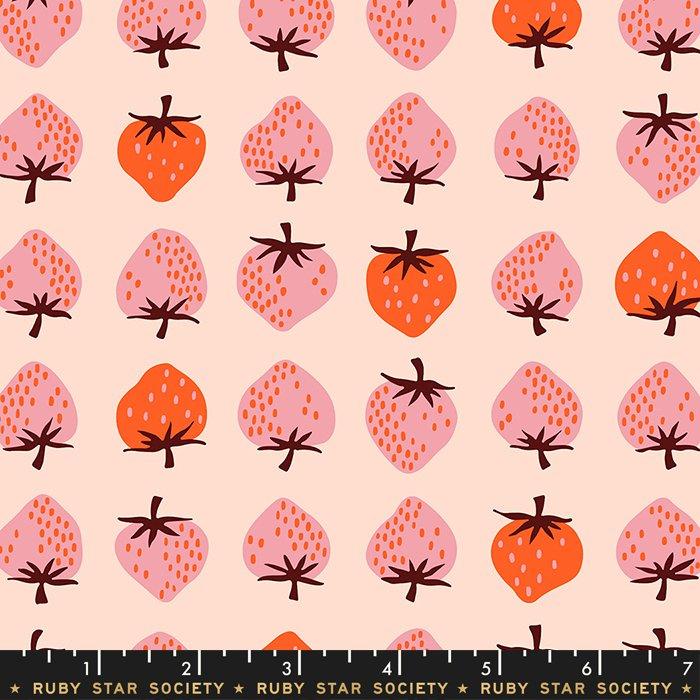 Strawberry, Peach, Darlings