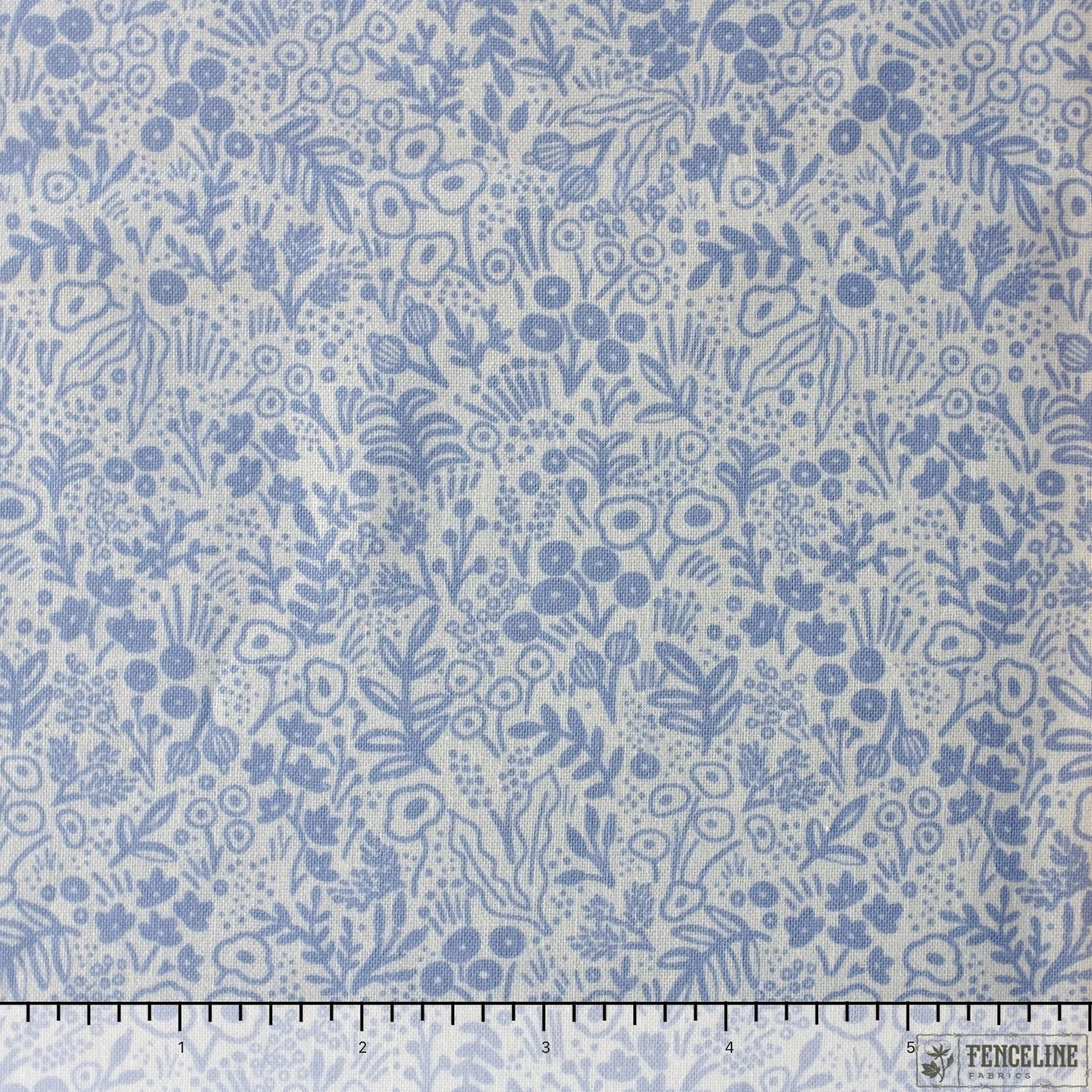 Tapestry Lace, Periwinkle, Rifle Paper Co. Basics