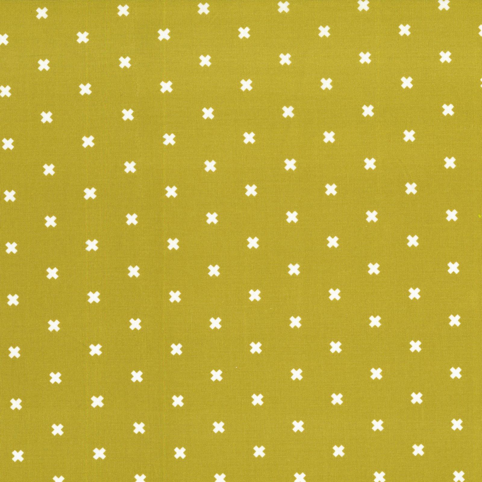 XOXO, Shag Carpet, Cotton and Steel Basics