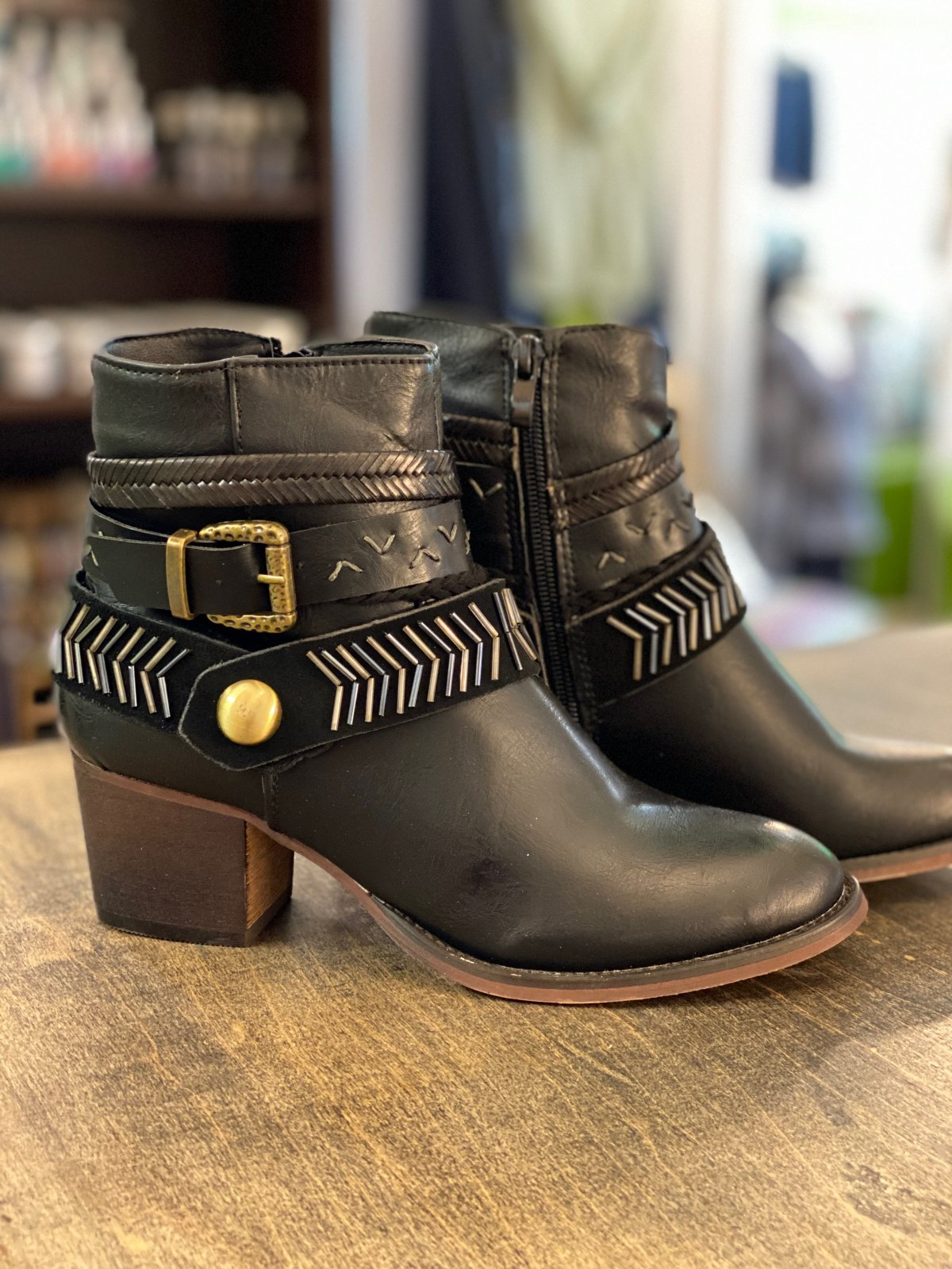 rider girl western style boot
