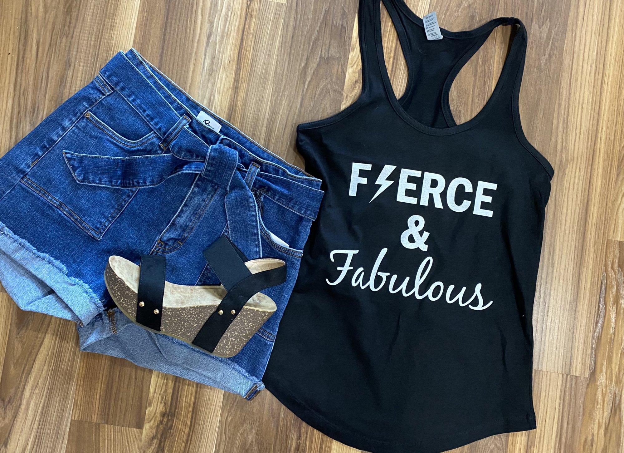 fierce & fabulous black
