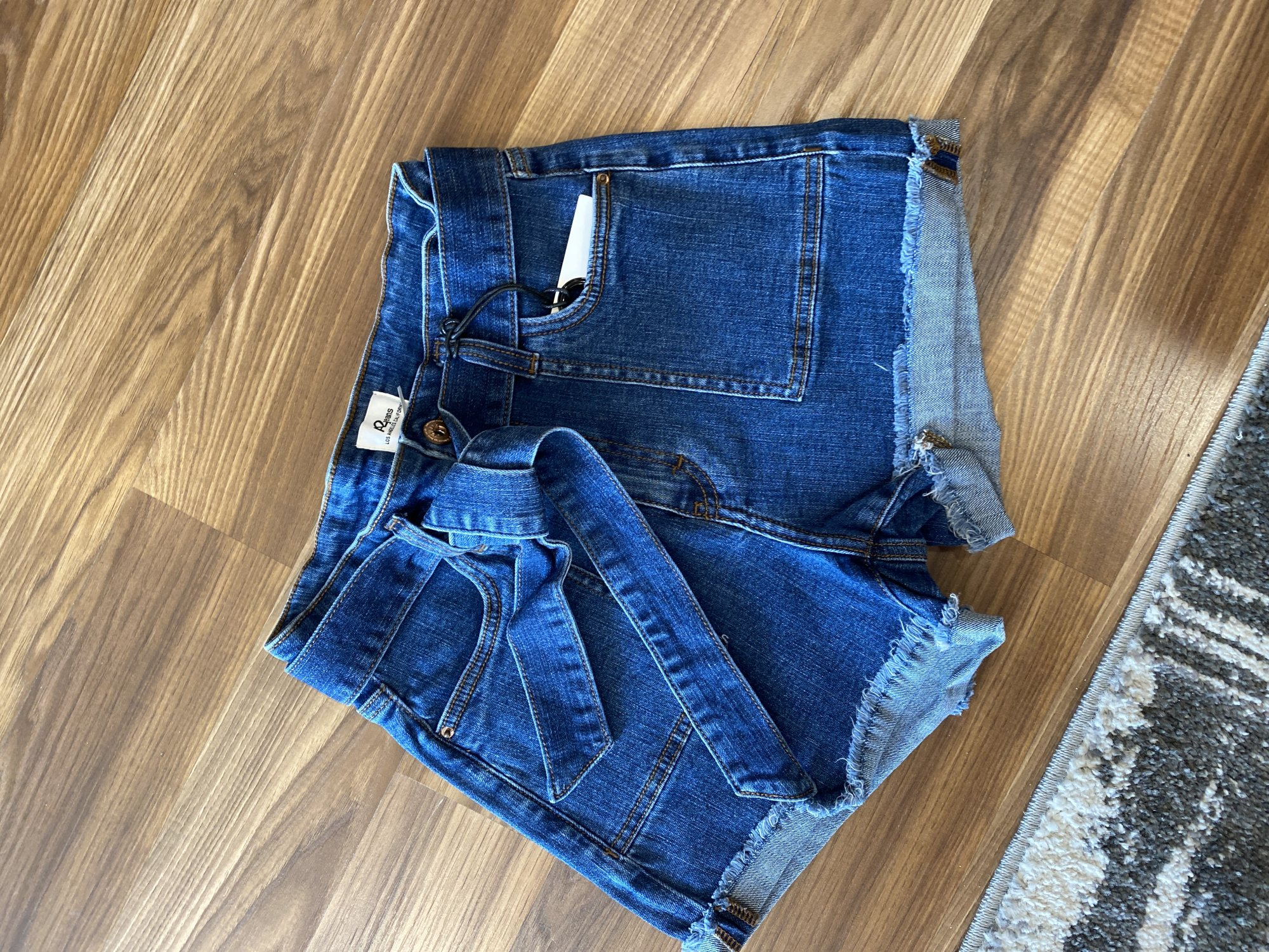a2 jeans shorts