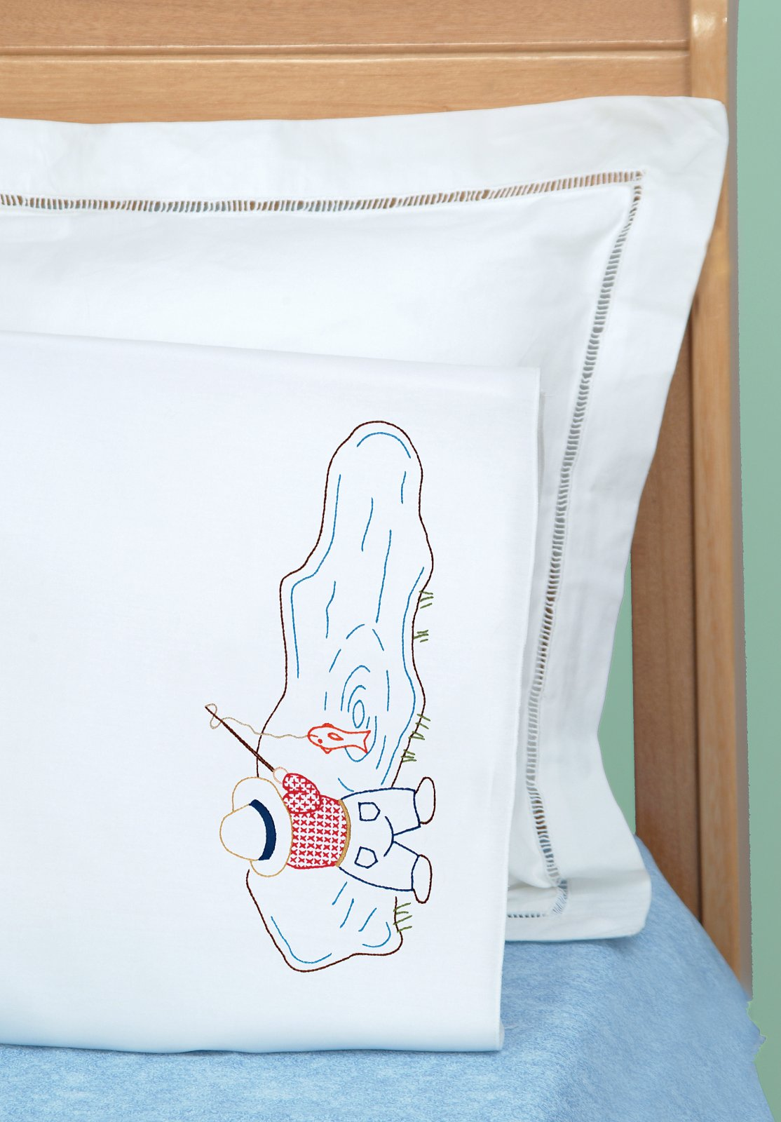 1605-CHILDREN'S PILLOWCASE ( 1  Std)-16