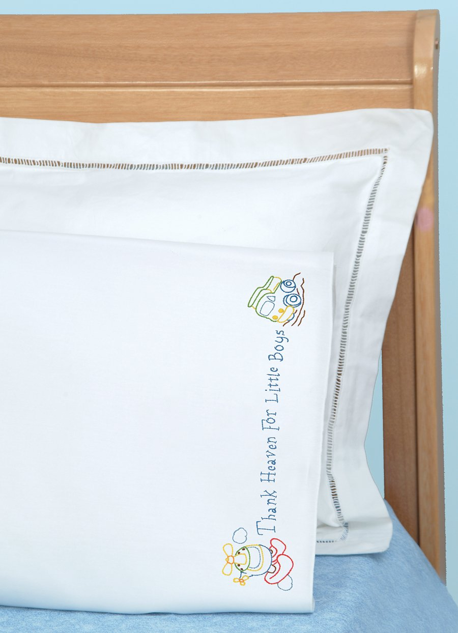 1605-CHILDREN'S PILLOWCASE ( 1  Std)-0472