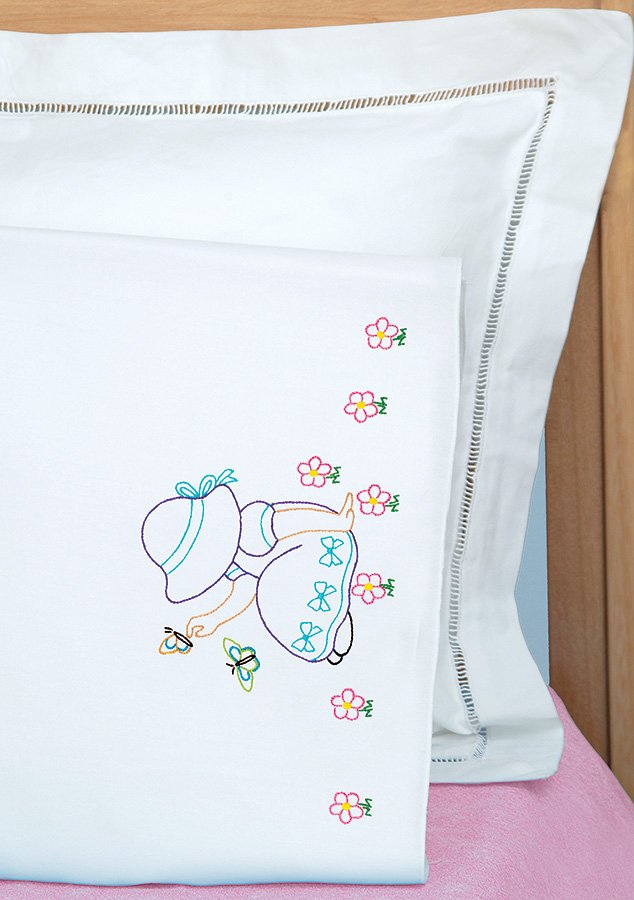 1605-CHILDREN'S PILLOWCASE ( 1  Std)-0891