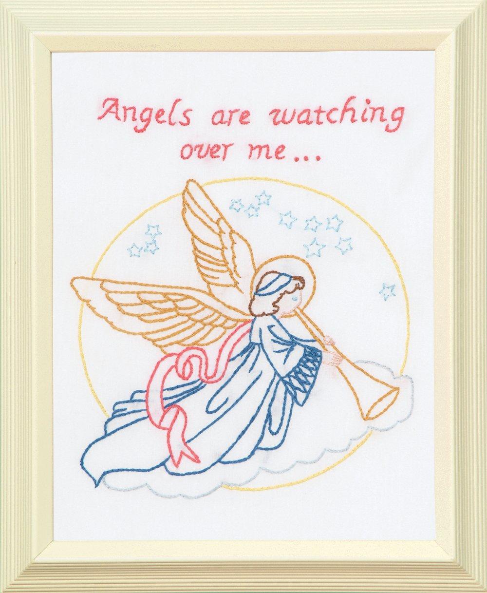0161-269 8 x 10 (9 x11) Sampler (pr) Angel
