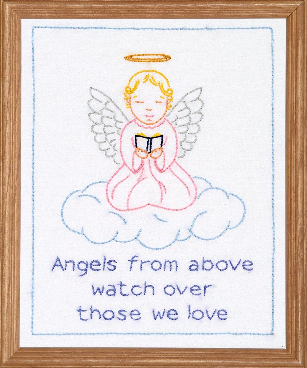 0161-913 8 x 10 (9 x11) Sampler (pr) Precious Angel