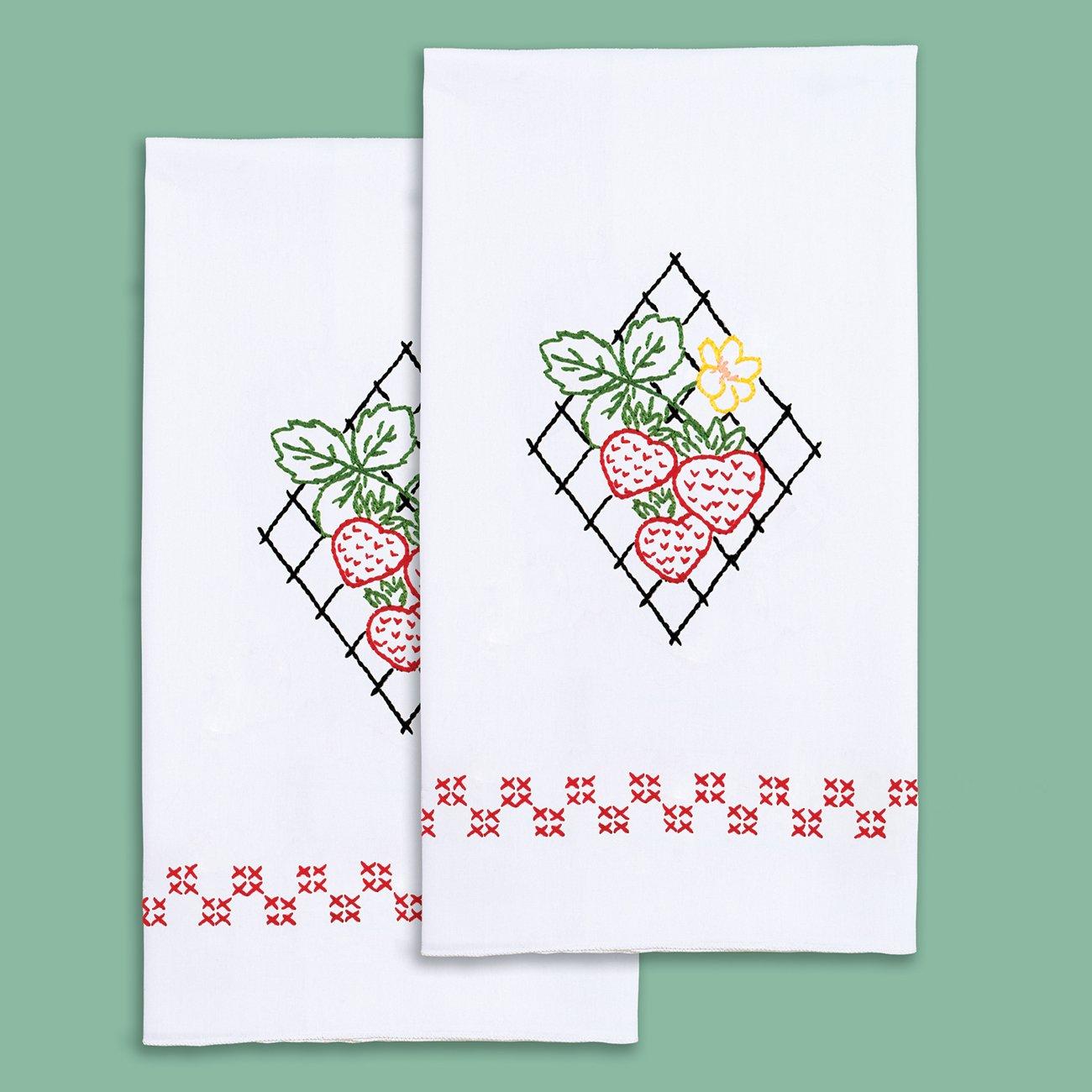 0320-DECORATIVE HAND TOWEL (17 x 28)-0361