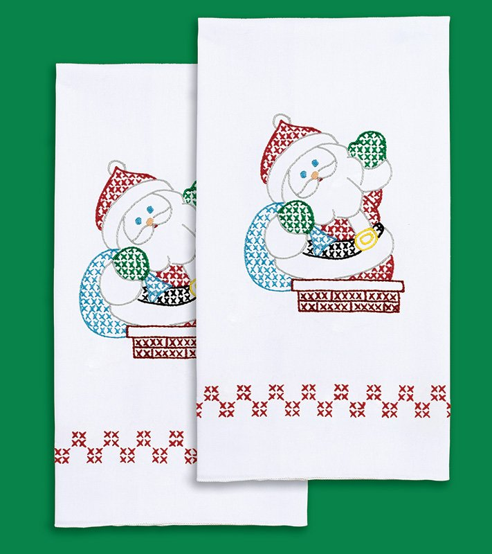 0320-DECORATIVE HAND TOWEL (17 x 28)-646
