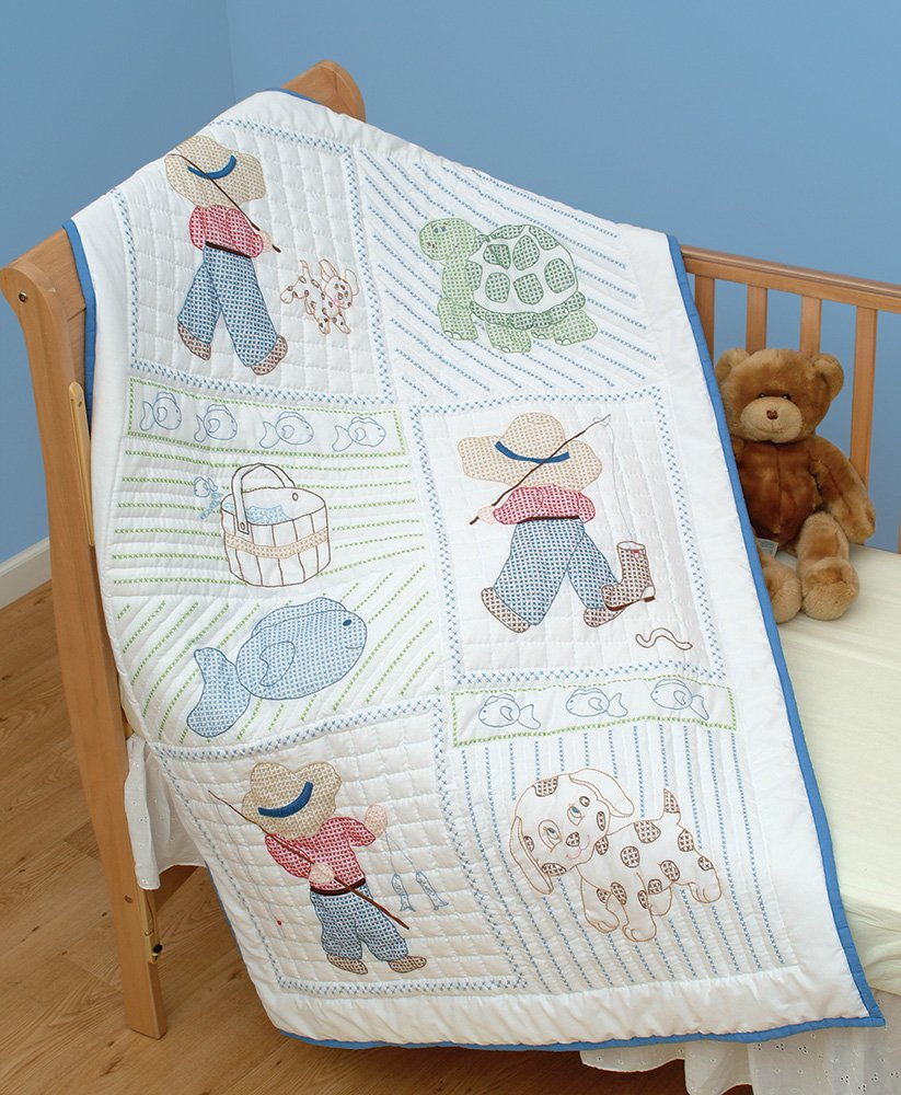4060-CRIB QUILT TOP (40 x 60)  - Group