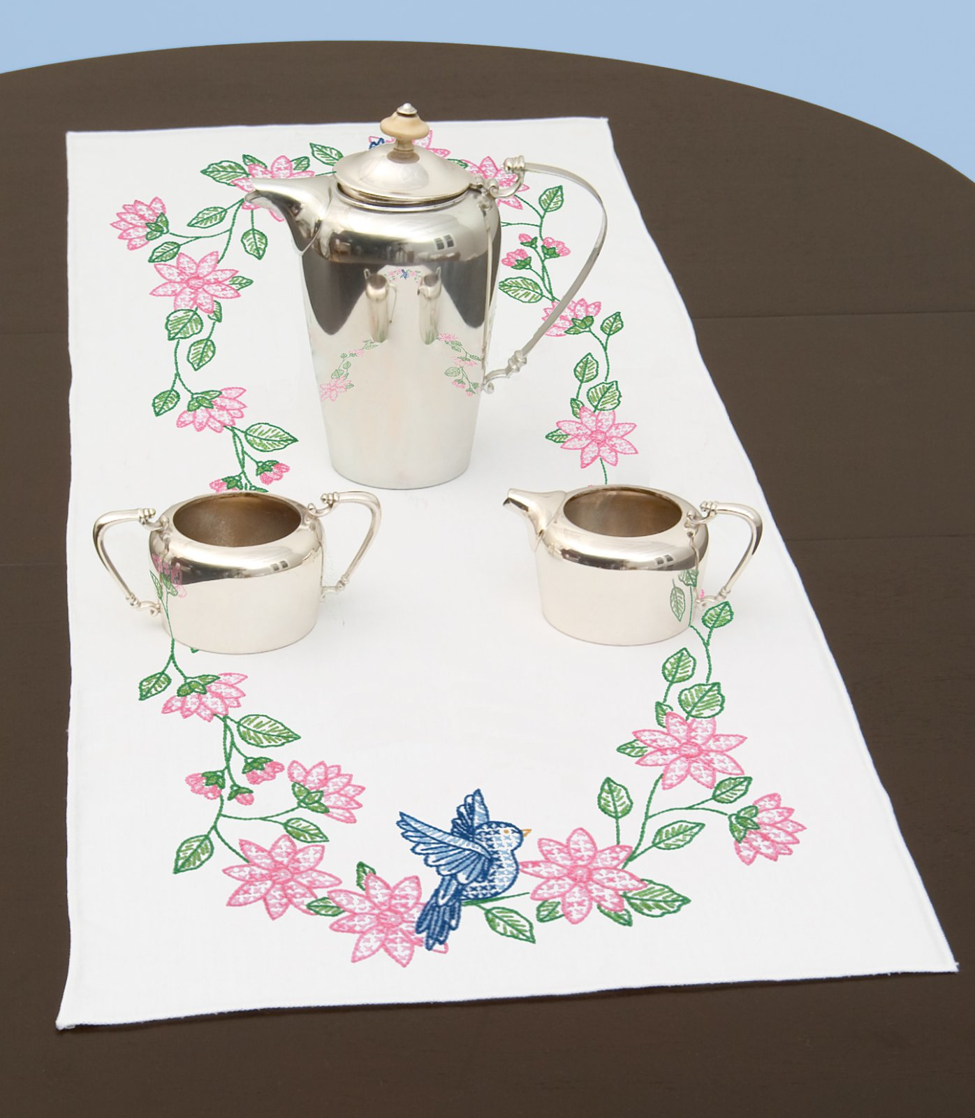 0560-TABLE RUNNER/SCARF (15 x 42)-31