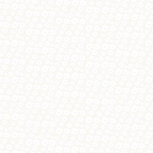 Better Basics Deluxe Tonal Cats 07810-09 White/White Benartex