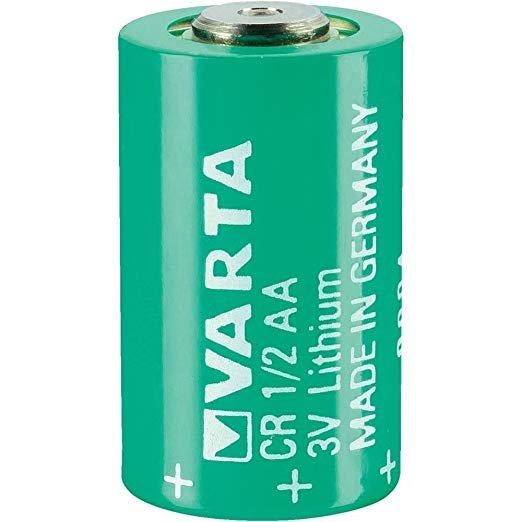 VARTA 1/2AA 3V BATTERY