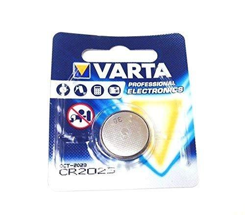 VARTA 2025 BATTERY