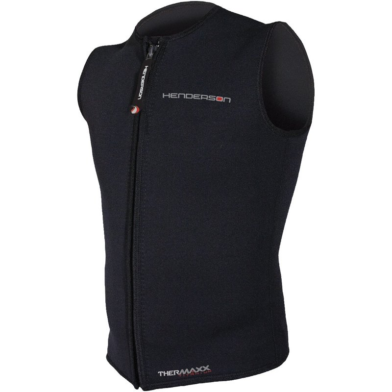 HENDERSON THERMAXX ZIPPER VEST