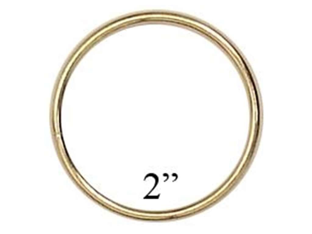 2 Brass Ring