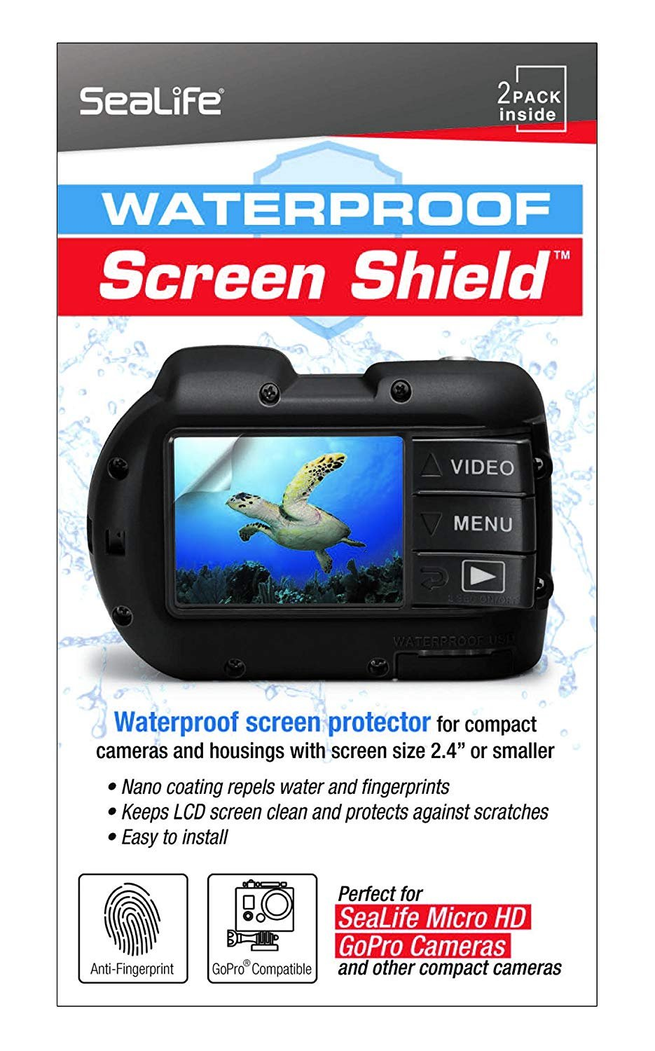 SEALIFE SCREEN SHIELD
