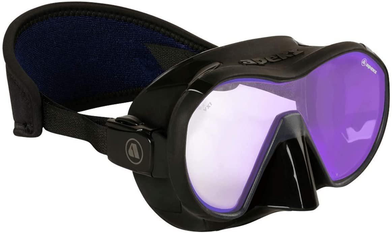 Apeks VX1 w/ UV lens
