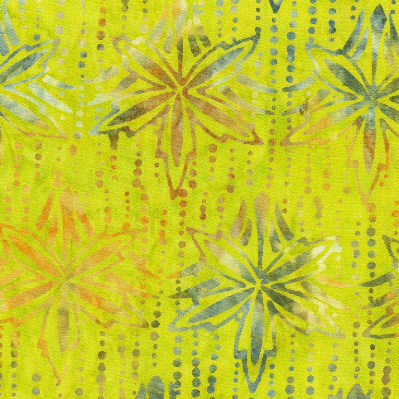 Limelight Firelight Batik by Anthology
