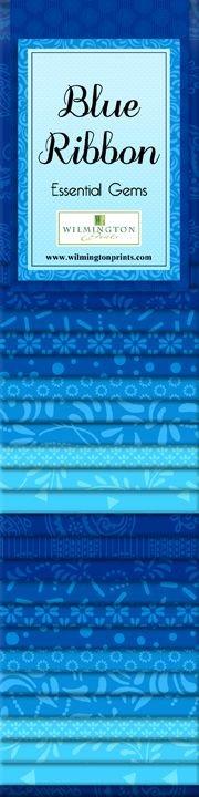 Essentials Blue Ribbon