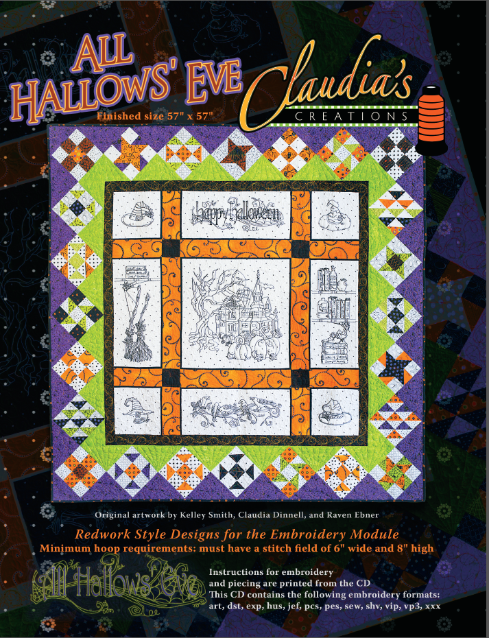 All Hallows Eve by Claudia's Creations