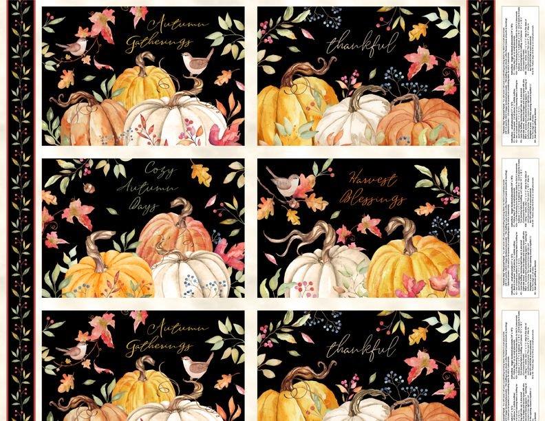 Autumn Day - Panel Multi