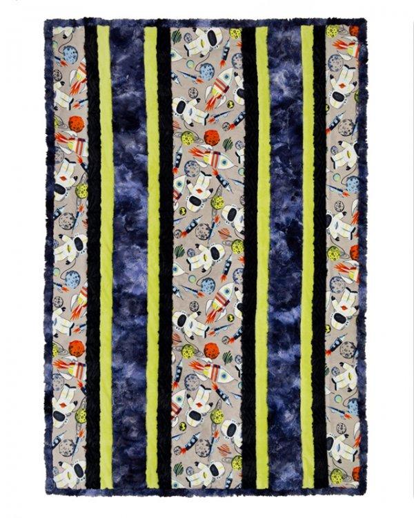 Blast Off Cuddle Kit by Shannon Fabrics